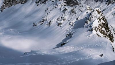 freeride ski trentino